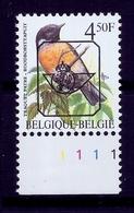 Buzin  PRE * Nr 825 P6a * Plaatnr 1 * Postfris Xx * - 1985-.. Vogels (Buzin)