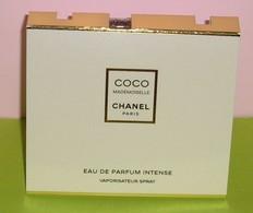 CHANEL COCO MADEMOISELLE + TATOO - Cartoline Profumate