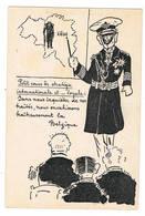Petit Cours De Stratégie Internationale Et ... Loyale. ( 2 Scans) - Weltkrieg 1914-18