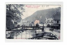 DC3 - Berneck I. Fichtelgeb. Partie An Der Oelschnitz - Bayreuth