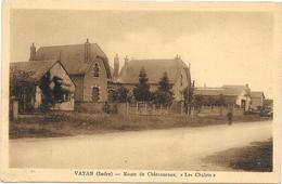 VATAN : ROUTE DE CHATEAUROUX - France