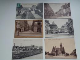 Beau Lot De 60 Cartes Postales De France      Mooi Lot Van 60 Postkaarten Van Frankrijk    - 60 Scans - 5 - 99 Postkaarten