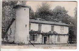 Cpa Morcenx Chateau De Moret - Morcenx