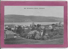 25.-  DE Pontarlier à Mouthe   MALBUISSON - Other Municipalities