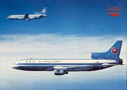 Aircraft POSTCARD - Aerei