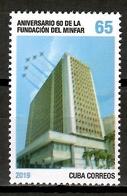 Cuba 2019 / Ministry Of The Armed Forces MNH Ministerio De Las Fuerzas Armadas MINFAR  / Cu16120  C4-5 - Cuba
