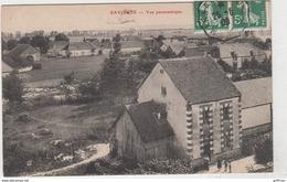 SAVIERES UE PANORAMIQUE 1909 TBE - France
