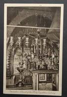 Palestine Jerusalem Church Of The Holy Sepulcher Slogan Exhibition Tel Aviv 1929 - Palestine