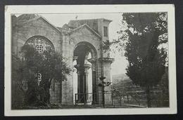 Palestine Jerusalem Fara Sabino Italy 1923 7m Pictorial Arch Barluzzi Basilica - Palestine