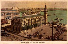VALENCIA  ESTACION MARITIMA - Valencia