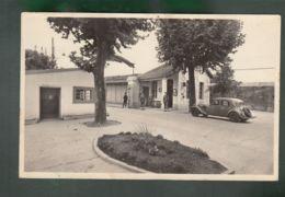 CP (33) Bordeaux (?) - Quartier Niel - Poste De Garde - Citroën Traction Avant - Bordeaux