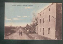 CP (85) L'Oie - Route Des 4 Chemins - Hôtel De La Gare - France