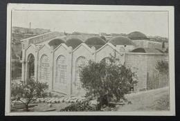 Palestine Jerusalem 7m Pictorial 1930 Arch A Berluzzi - Palestine
