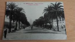 CPA - 118. BARCELONA - PASEO DE COLON - Barcelona