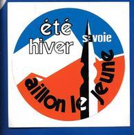 A.C. Savoie AILLON LE JEUNE - Stickers
