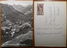 Saluti Da Crissolo ( Cuneo ) - Viaggiata 1951 Anni '30 SACAT Ed. - Cuneo