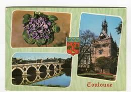 C.P °_ 31-Toulouse-Violetes-Pont Neuf-Donjon Du Capitole-1981 - Toulouse