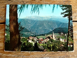 (FG.L53) SAN GENESIO ATESINO Verso Le Dolomiti (presso BOLZANO) ST. JENESIEN, BOZEN - Bolzano (Bozen)