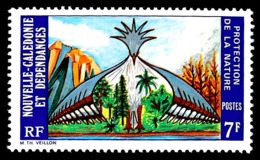 NOUV.-CALEDONIE 1974 - Yv. 390 **   Cote= 2,00 EUR - Protection De La Nature  ..Réf.NCE25133 - Nouvelle-Calédonie