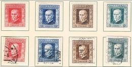 Ceskoslovensko, 1925, MH And Used - Czechoslovakia