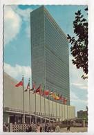 United Nations Building, New York City, Used Postcard [23832] - Manhattan