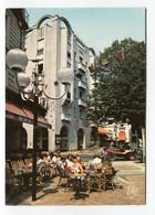 C.P °_ 40-Dax-Le Bar Basque Et Hotel Splendid-1989 - Dax