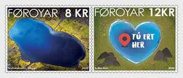 Faeroër / Faroes - Postfris / MNH - Complete Set Valentijnsdag 2020 - Faroe Islands