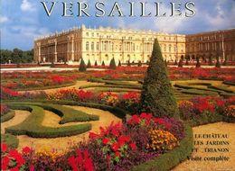 Versailles De Gerald Van Der Kemp (1963) - Tourisme