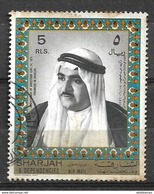 USED STAMPS  SHARJAH  UAE - Schardscha