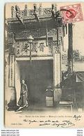 CHINE - SHANGHAI - Maison De Riche Chinois (timbre Hong Kong) - Chine