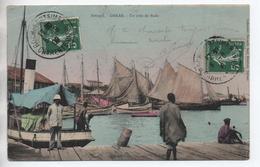 DAKAR (SENEGAL) - UN COIN DE RADE - Sénégal