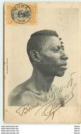 Portrait D'un Homme - Belgisch-Kongo - Sonstige