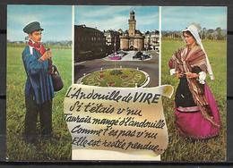VIRE   -   1973   -   L' Andouille .  Château - Vire