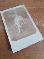 MANN IN DEUTSCHLAND DAZUMAL - NOBLER HERR MIT HUT VOR PALME - 1915 - Von WIESBADEN Nach WINDSHEIM An Der AISCH - Identifizierten Personen