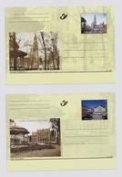 BELGIE - BELGIQUE  -  BK86/95 Vroeger En Nu - 2001- ONDER POSTPRIJS - Ganzsachen