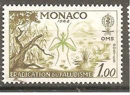 Monaco  1962 YT N°579  Neuf** - Mónaco