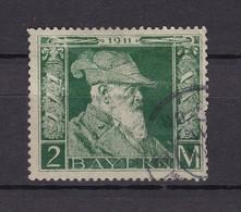 Bayern - 1911 - Michel Nr. 87 I - Gest. - 80 Euro - Bavière