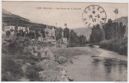 MILLAU LES BORDS DE LA DOURBIE 1911 TBE - Millau