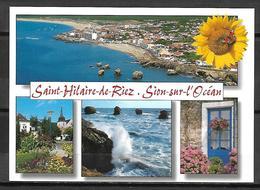 SAINT - HILAIRE - DE - RIEZ    -   2002  -   SION - SUR - L' OCEAN . - Saint Hilaire De Riez