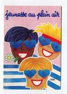 C.P °_ Asso-Jeunesse Au Plein Air-1988 - Autres