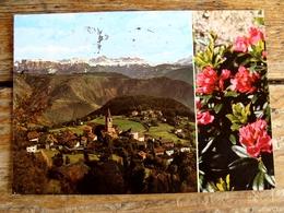 (FG.L54) SAN GENESIO ATESINO Verso Le Dolomiti (presso BOLZANO) ST. JENESIEN, BOZEN - Bolzano (Bozen)