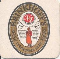 Sous-bock Brinkhoff's Bi-face TBE - Sous-bocks