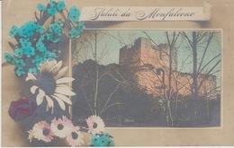 SALUTI DA MONFALCONE (GORIZIA) -- VIAGGIATA  1912 - Gorizia