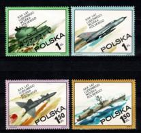 Polska 1973 Yv. 2115/18**,  Mi 2275/78** MNH - 1944-.... République