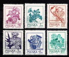 Polska 1974 Yv. 2136/41**,  Mi 2296/2301** MNH - 1944-.... République