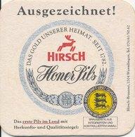 Sous-bock Hirsch Bi-face TBE - Sous-bocks