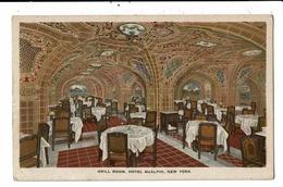 CPA-Carte Postale Etats Unis-New York- Grill Room Hotel McAlpin-1917 VM13052 - New York City