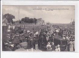 ILE DE RE : SAINT MARTIN DE RE : Inauguration Du Canot De Sauvetage Le 22 Aout 1926 - Très Bon état - Saint-Martin-de-Ré