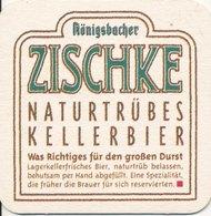 Sous-bock Königsbacher Bi-face TBE - Portavasos