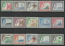 Gambie 1954 éléphant Stаmр MNH - Gambia (...-1964)
